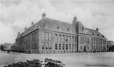 Nederland, Enschede, HTS De Maere, 1922