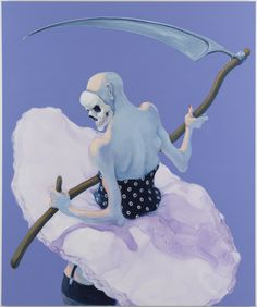 Michael Kvium Skeleton Anatomy, Illustration Art, Illustrations, Tarot Readers, Life Is Strange, Graphic Design Art, Creative Inspiration, Painting Inspiration, Psychedelic