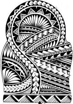 Resultado de imagem para tattoo maori proteção e equilibrio