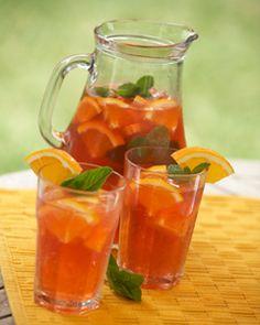more medley punch fruit punch drinks beverages fruit medley fruit ...
