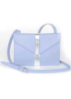 Be the most stylish girl in the room! Rock this bag with our White High Neck Pleated Dress! - Lilac PVC - Lining Cotton - 3 Inside compartments - Adjustable Strap with Silver Buckle - Width Rose Quartz Serenity, Lilac, Purple, Periwinkle, Tote Backpack, 2016 Trends, Pantone Color, Stylish Girl, Grey Leather