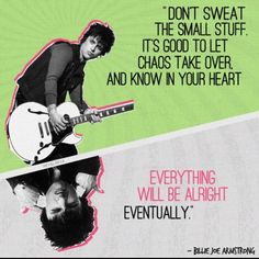 Quote by Billie Joe Armstrong