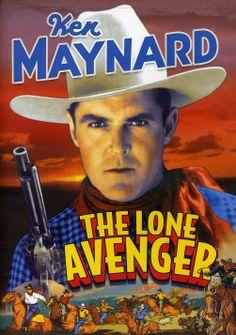Ken Maynard   MAYNARD,KEN - LONE AVENGER (1933) (DVD 6736)