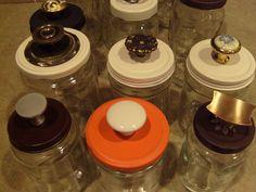 Upcycle Jars