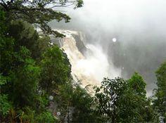 Barron Falls on the Way to Kuranda, QLD, Australia