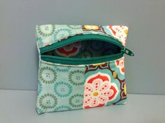 Quilted Coin Purse by LHMaterials on Etsy, $4.00
