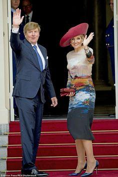 King Willem-Alexander & Queen Maxima