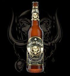 Motorhead Biere Beer rock