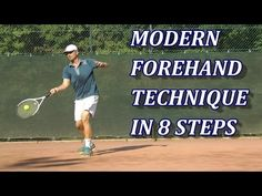 Over the years, USPTA Master Professional Rick Macci has been training top athletes on how to hit the most effective forehand. Introduced by Rick for the fir...
