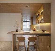 Déco cuisine zen Cook Up A Storm, Open Kitchen, Japanese Style, Table, Kitchens, Furniture, Videos, Photos, Home Decor