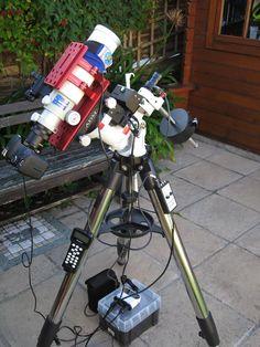 Jean M Dean  CEM25EC set-up.