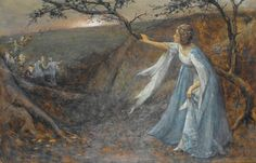 SO WHO IS? Danu  In Irish mythology, Danu is the mother goddess of the Tuatha…