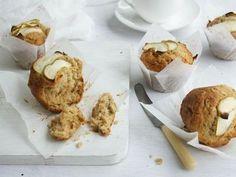 Apple and Zucchini Muffins recipe