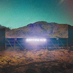 Arcade Fire - Everything Now (2017 Album Cover)
