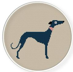 Instant Download,Free shipping,Cross stitch pattern, Cross-StitchPDF,Dog,zxxc0110 via Etsy
