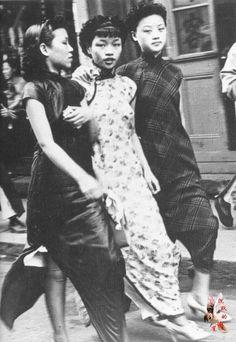 Shanghai 1940s: