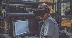 Join the VR movement with The Complete VR Development Bundle, a set of online courses that will teach you how to become a VR developer. Grand Theft Auto, Augmented Reality, Virtual Reality, Virtual Tour, Home Office, Office Pictures, Cloud Infrastructure, Visualisation, Technology World