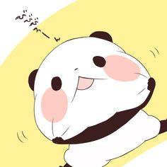 Panda Love, Cute Panda, Anime Animals, Cute Animals, Panda Baby Showers, Cute Screen Savers, Panda Funny, Panda Wallpapers, Panda Art