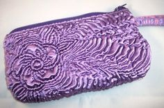 Purple Satin Quilted Jewelry Pouch for Travel Zippered Purple Satin Lined by Blue Skies Plus, http://www.amazon.com/dp/B007OOJA6U/ref=cm_sw_r_pi_dp_1jaLpb0B7G3P7