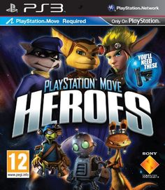 PlayStation Move Heroes - Move Required (PS3) -   PEGI Rating Ages 12 Years and Over   Please Note: PlayStation Move Required  not included     PlayStation Iconic Heroes Are Back!  Compete as six legendary PlayStation Heroes in a series of competitive challenges and events that will test your skills as you devastate your... - http://unitedkingdom.bestgadgetdeals.net/playstation-move-heroes-move-required-ps3/ - http://unitedkingdom.bestgadgetdeals.net/wp-conten