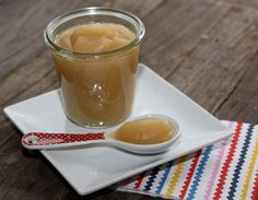Apples + Cinnamon Baby Food Puree