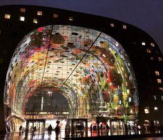 Market hall Rotterdam MVRDV