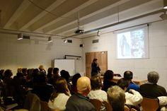 Charlas con los clubes de lectura, 24 de enero de 2018, conferencia de Lula Iriarte  sobre los elementos de composición en las novelas y cuentos.