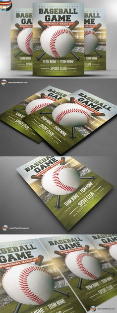 Baseball Memory Mate Template  T Flyer Templates  Flyer