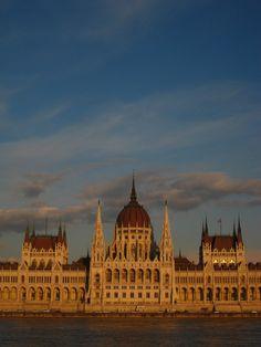 Parliament - Budapest - Hungary (von Harshil.Shah)