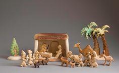 Nursery Notations: Favorite Nativity Set of 2013