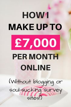 Discover five tried and tested for creating a full-time income online - without blogging or wasting your time with survey sites!
