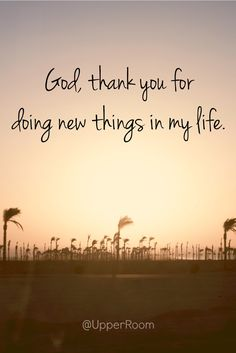 God is always working for your good, making ways and moving obstacles to bring blessings into your life. You may not see what is happening behind the scenes, but trust and have faith that God is always working on something amazing for your life!
