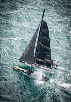 Superbe victoire de Ladycat Powered by Spindrift racing au bol d'or Mirabaud