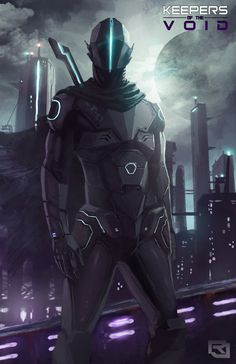 Keepers of The Void: Cobalt by Rob-Joseph on deviantART