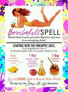bombshell spell