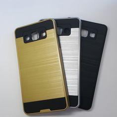 Samsung Galaxy A5 - Slim Sleek Brush Metal Case - 6.75$