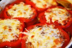 Cozinha da Margô: Tomates recheados.
