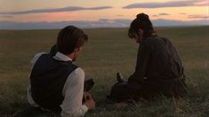Blue Black Dream (Sam Shepard and Brooke Adams in Days of Heaven. Couple Aesthetic, Aesthetic Pictures, Jm Barrie, Foto Blog, The Love Club, Vintage Humor, Laura Lee, The Villain, Film Stills