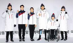 North Korean Olympic Team Creates Controversy Over Uniforms Korean Flag, Uniform Design, Olympic Team, Winter Olympics, North Korea, Athletics, News, Jackets, Fashion