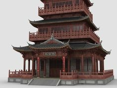 Minecraft Japanese House, Chinese Buildings, Sherlock Holmes, Big Ben, Ninja, Cabin, Sculpture, Dolls, Mansions