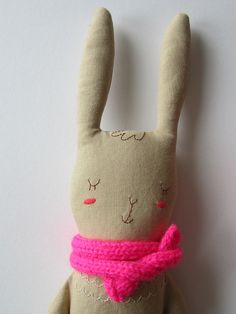 Vincent by marina*R, via Flickr Who could resist such a precious bunny?