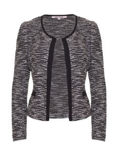 Review Australia   This sweater blazer looks good in any colour!