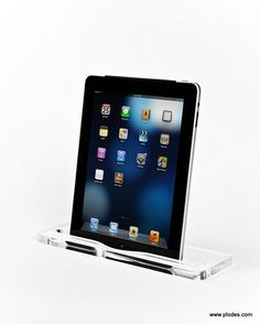 TAB iPAD STAND by Plodes on Etsy, $38.00. totally need this for my mini.