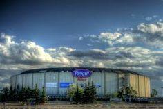 Rexall Place Edmonton Alberta Canada, Home of the Edmonton Oilers. Nhl Hockey Teams, See Games, Ice Castles, Stadium Tour, San Jose Sharks, Edmonton Oilers, Alberta Canada, Continents, Travel Style