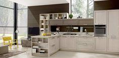 Stosa Maxim in finitura seta. #stosacucine #kitchens #interiordesign #homeinspiration