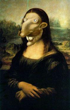 Mona Lisa Nigel thornberry meme