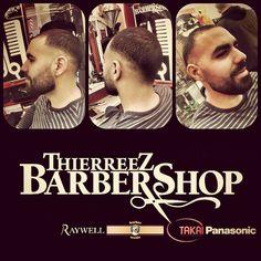 #thierreezbarbershop #barber #barbershop #hair #coiffure #degrade #fade #coiffeur ThierreeZ BARBERSHOP coiffeur et barbier à Aix en Provence infos et rdv: 0611161256 et www.thierreez.com