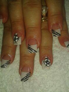 Uñas Nails, Makeup, Beauty, Nail Designs, Art, Finger Nails, Make Up, Ongles, Beauty Makeup