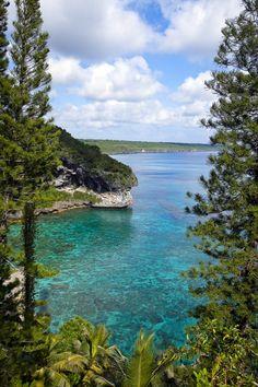 Jokin Cliffs - Lifou - New Caledonia