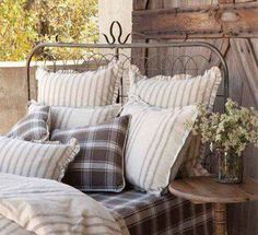 What makes a home country? Trending country home decor ideas and products from Indeed Decor.